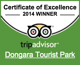 Trip Advisor Certificate of Excellence 2014