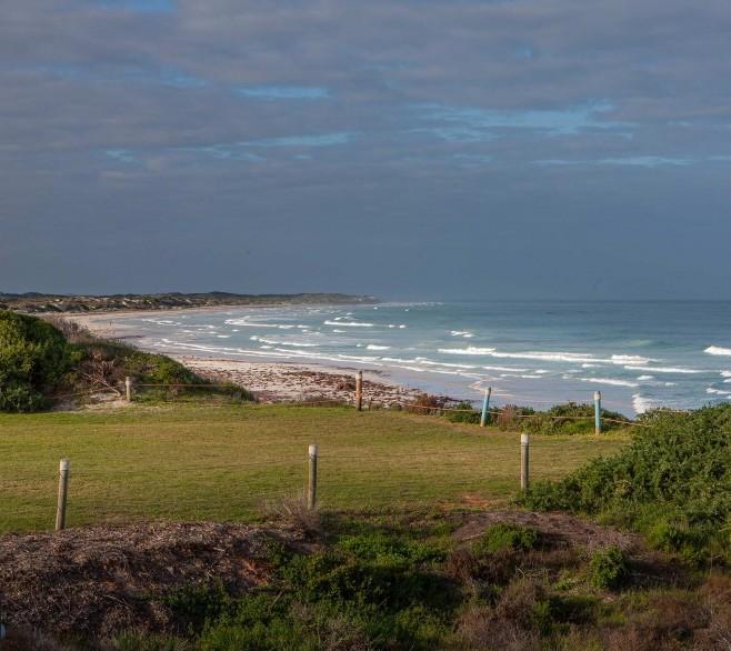 Dongara Tourist Park Location - Dongara, Western Australia